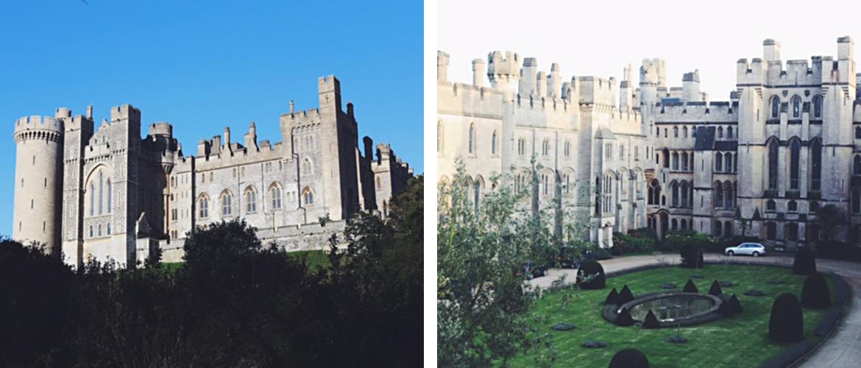 Castle-spread