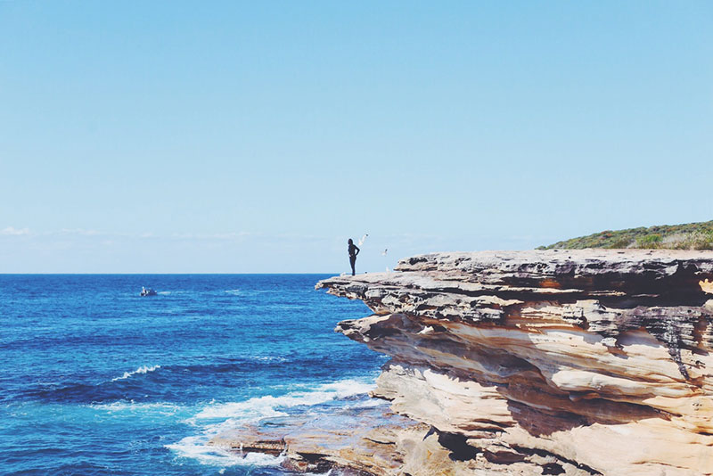 We are Wild walks South Maroubra