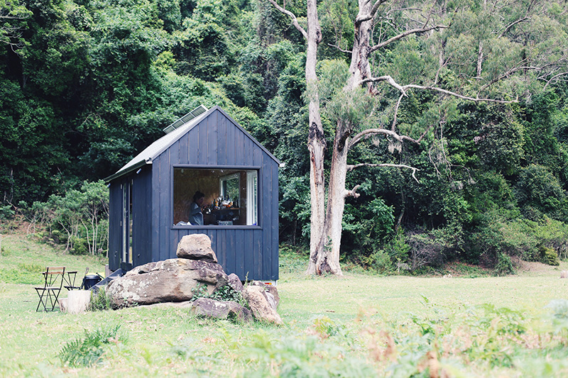 We Are Wild tiny house stay